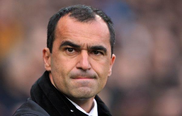 Roberto Martínez, despedido del Everton