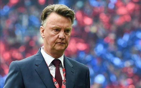 Así han sido los dos años de Van Gaal en Manchester