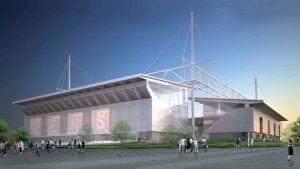 Estadio Bollaert-Delelis, segundo destino de Inglaterra