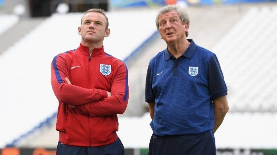 El posible once de Inglaterra