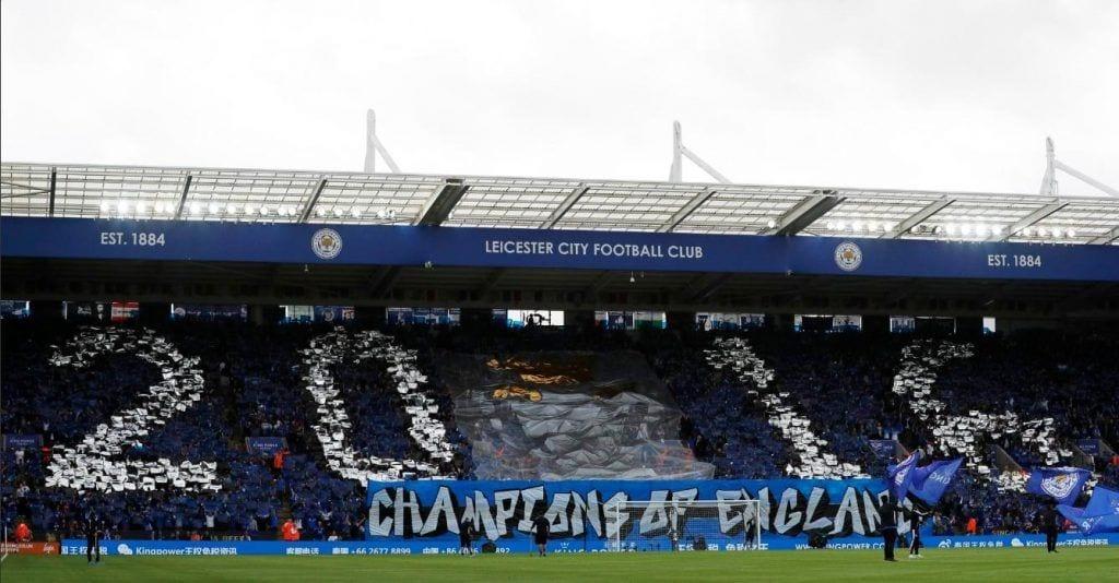 Empate a poco en Leicester