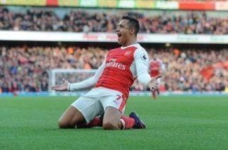Alexis guía al Arsenal a la victoria