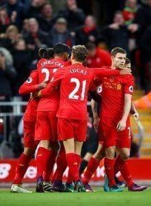 Liverpool, catapultado al ansiado título