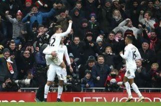 Llorente sorprende al Liverpool