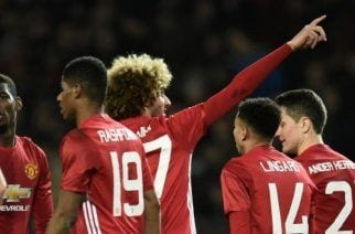Ida de las semifinales de EFL Cup