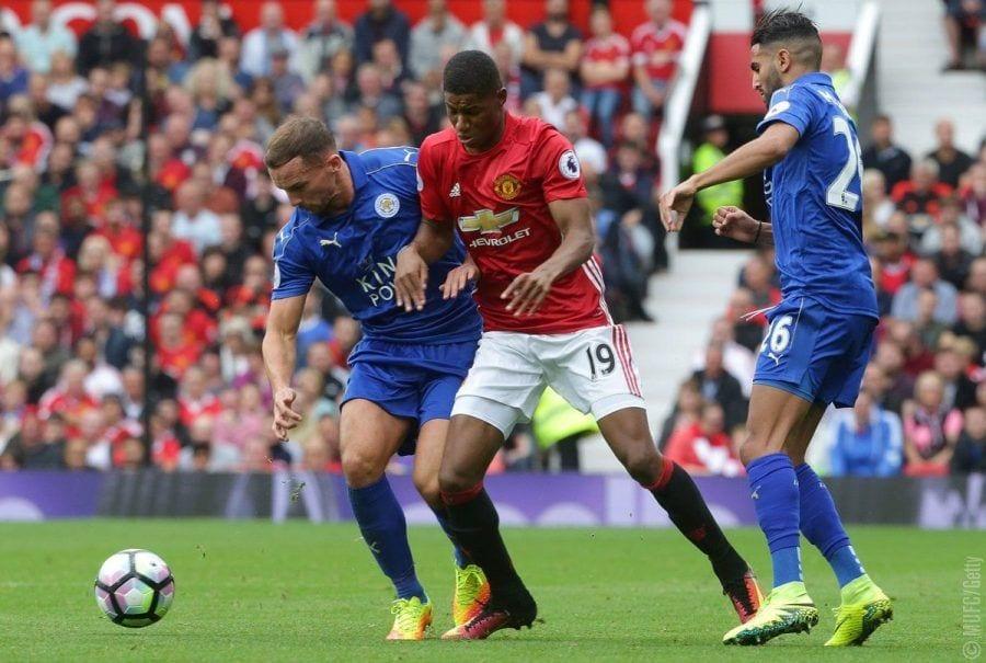 Leicester City – Manchester United. Dos equipos necesitados
