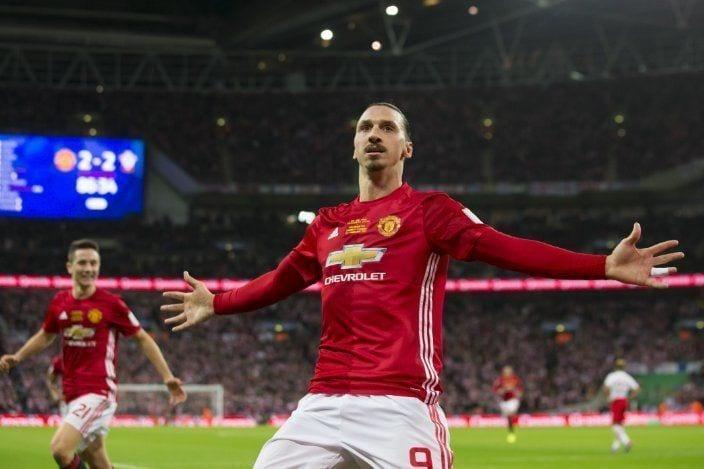 Ibrahimovic le da la EFL Cup al Manchester United