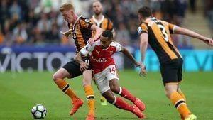 Hull City - Arsenal