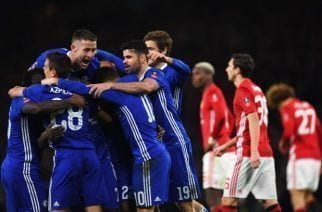 Kanté pone al Chelsea en semifinales