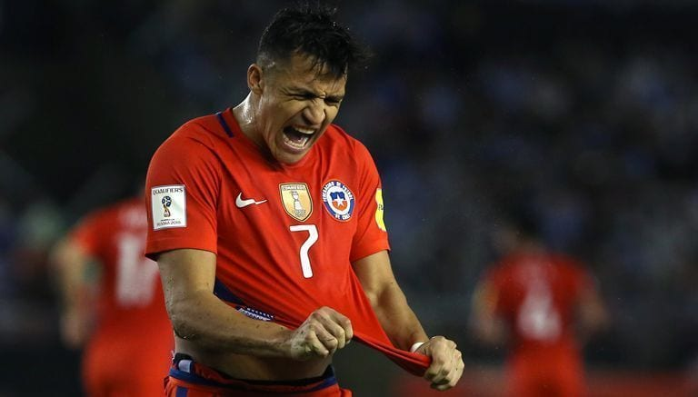 Alexis - Chile