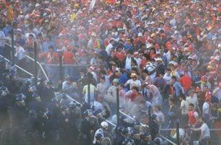 33 años de la tragedia de Heysel