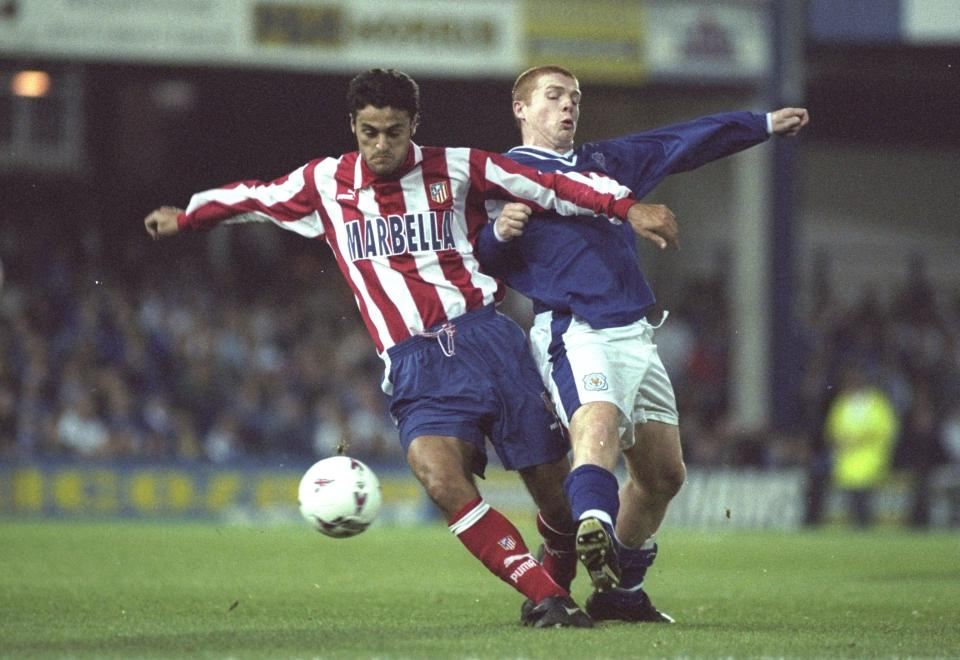 atletico madrid leicester city