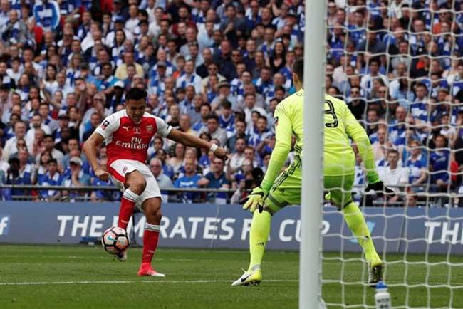 Arsenal Chelsea Alexis