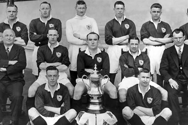 Arsenal FA CUP 1930