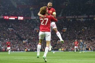 El Manchester United jugará la final de la Europa League