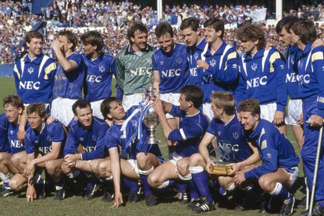 Everton 1986-87