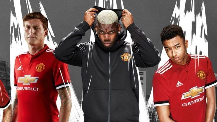 camiseta manchester united 2017-18