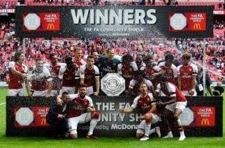El Arsenal se lleva el Community Shield 2017 por penaltis