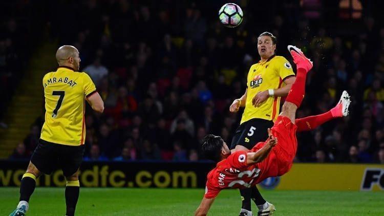 Watford y Liverpool abren la jornada del sábado