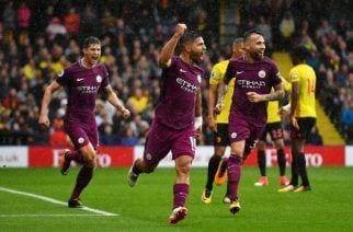 El Manchester City se pasea en Watford
