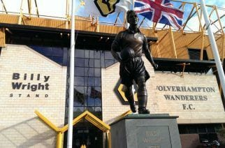 Billy Wright, la leyenda del Wolverhampton