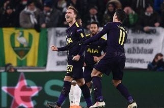 El Tottenham es capaz de remontar a la Juventus y dejar viva la eliminatoria