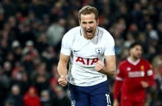 Liverpool y Tottenham empatan en un partido de infarto