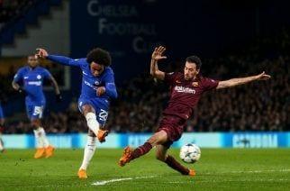 Los postes y Messi evitan la victoria del Chelsea