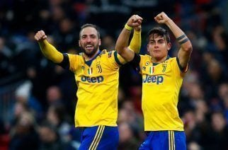 Tres minutos de acierto de la Juventus dejan fuera al Tottenham