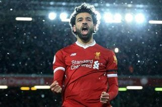Salah lidera la Bota de Oro 2018