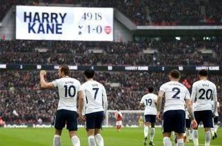 El Tottenham manda en el norte de Londres