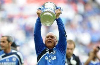 God save Ray Wilkins