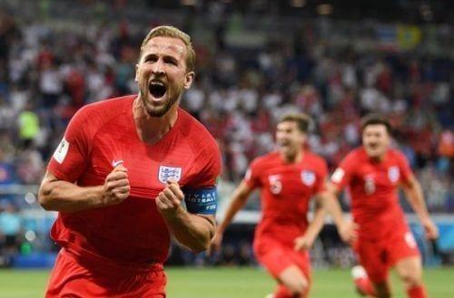 Kane se viste de héroe y le da la victoria a Inglaterra