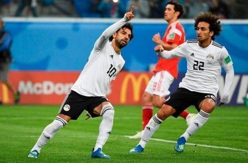 La Egipto de Salah, eliminada del Mundial