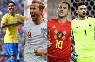 Gran cartel de Cuartos de Final en el Mundial de Rusia