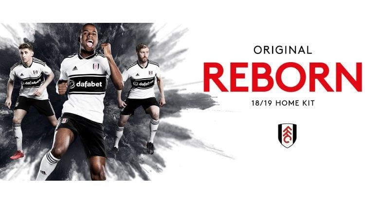 Fulham Kit Jersey Camiseta 2018-19