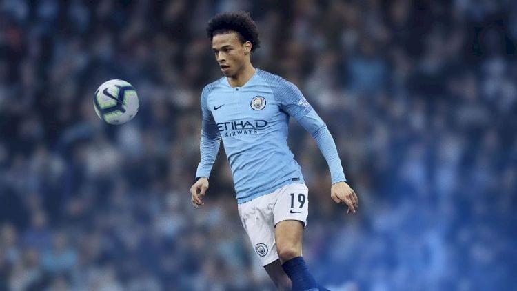 Manchester City Kit Jersey Camiseta 2018-19