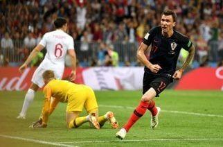 La cara cruel del fútbol le toca a Inglaterra