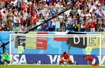 Bélgica le arrebata el bronce a Inglaterra con dos zarpazos