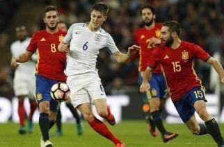 Inglaterra abre la Nations League ante España