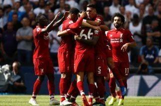 El Liverpool aprovecha los errores del Tottenham