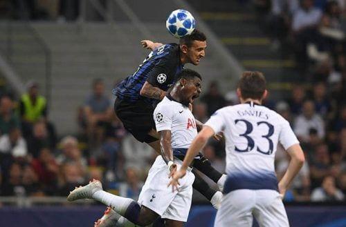 Remontada del Inter que deja sin puntuar al Tottenham
