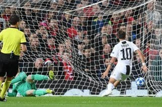Cara y cruz para los equipos de Manchester en la Champions