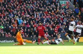 Salah hunde al Fulham