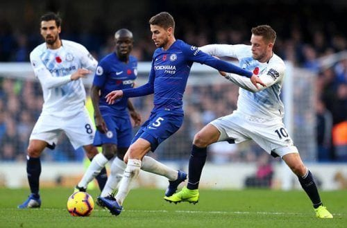 Pickford y el Everton paran al Chelsea con una buena actuación