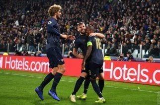 El Manchester United conquista Turín en cuatro minutos