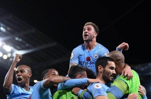 Manchester es azul 'Citizens'