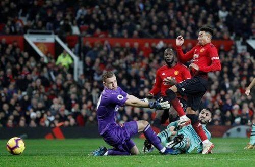 Reparto de puntos entre United y Arsenal en Old Trafford