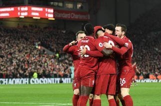 Fin a la racha de 20 partidos imbatidos del Liverpool