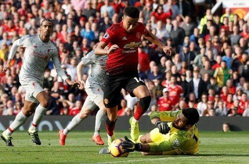 Sin goles pero con cuatro lesiones en el clásico inglés